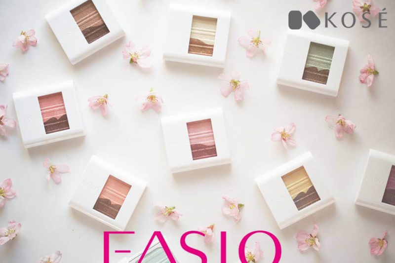 Phấn mắt Kose Fasio Perfect Wink Eyes