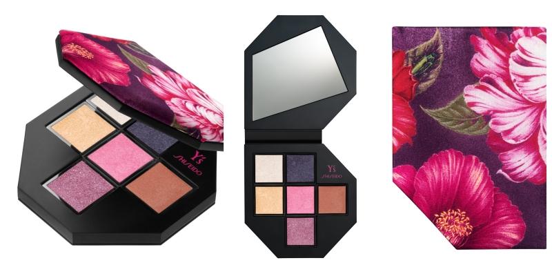 Bộ phấn mắt Shiseido Festive Camellia đẹp rực rỡ