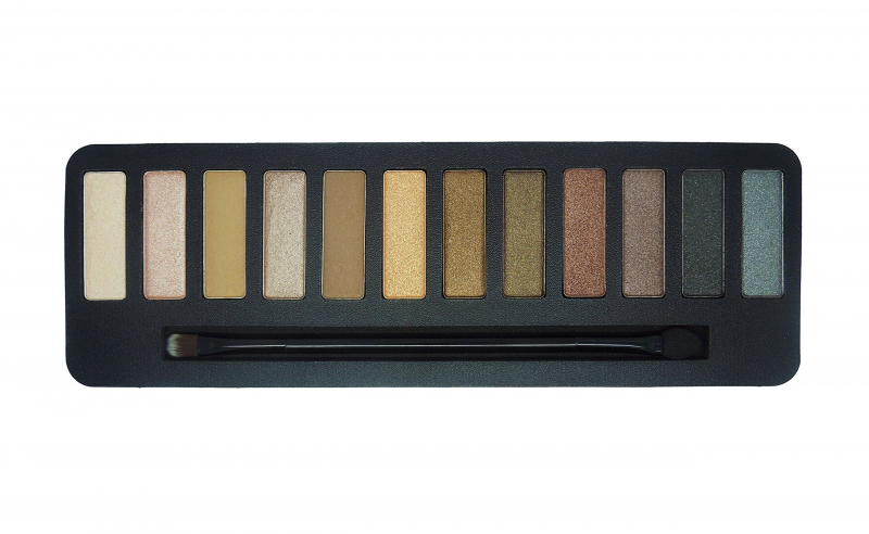 W7 In The Night Smokey Shades - Eye Colour Palette