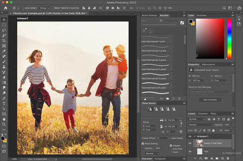 Màu sắc thật tuyệt khi dùng Adobe Photoshop Elements