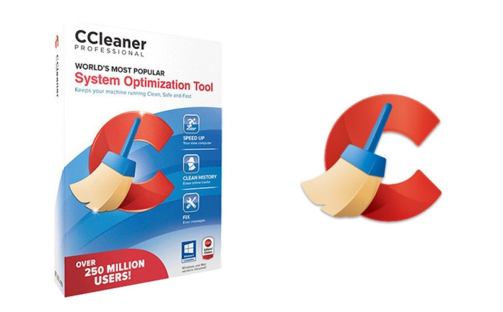 Ccleaner giúp bạn dọn dẹp ổ cứng