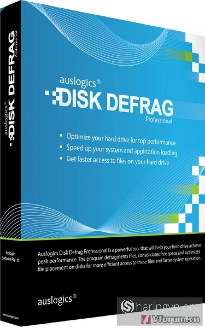 Top 5 phần mềm chống phân mảnh ổ cứng tốt nhất