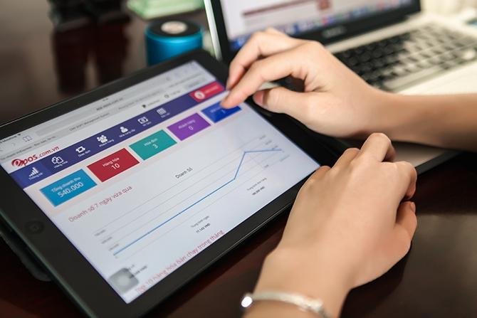 Phần mềm Epos của Công ty Công Nghệ Việt