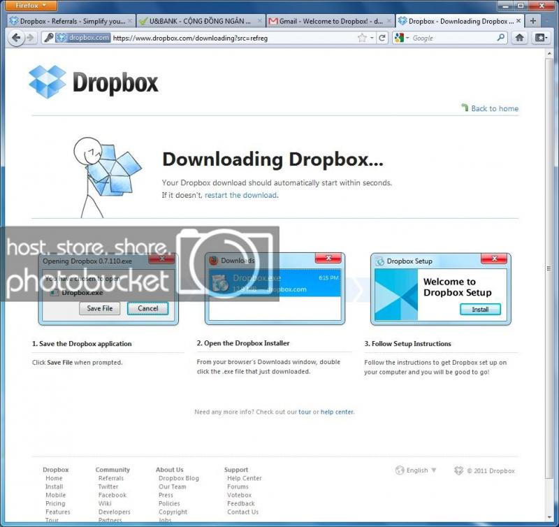 Phần mềm lưu trữ online