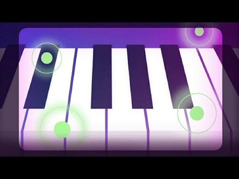 Phần mềm Magic Piano by Smule