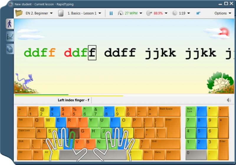 Top 5 phần mềm tập gõ bàn phím 10 ngón đơn giản, nhanh chóng nhất
