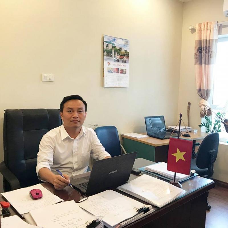 Luật sư Phan Minh Thanh