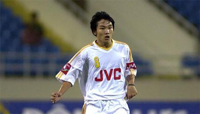 Cầu thủ Phan Như Thuật.