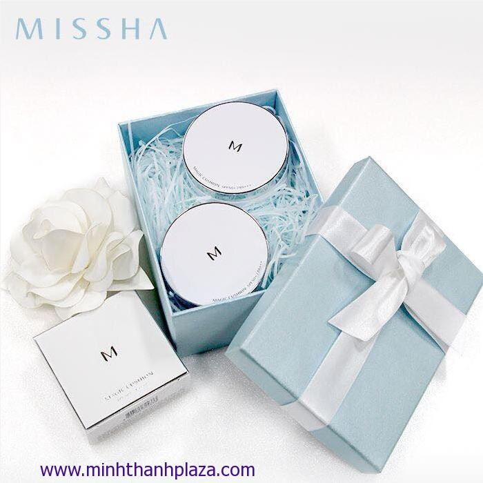 Phấn nước Missha M Magic Cushion SPF50+