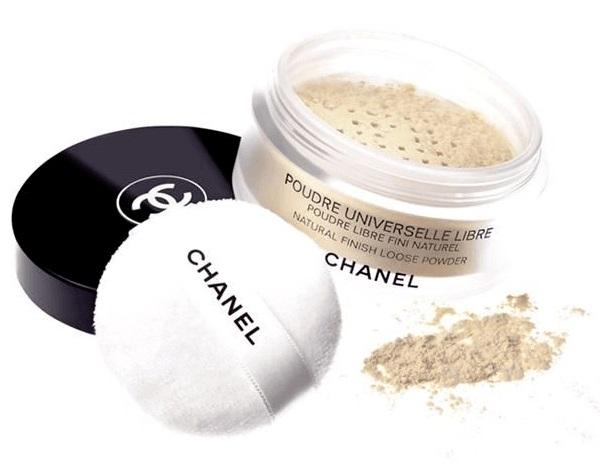 Chanel Natural Finish Loose Powder