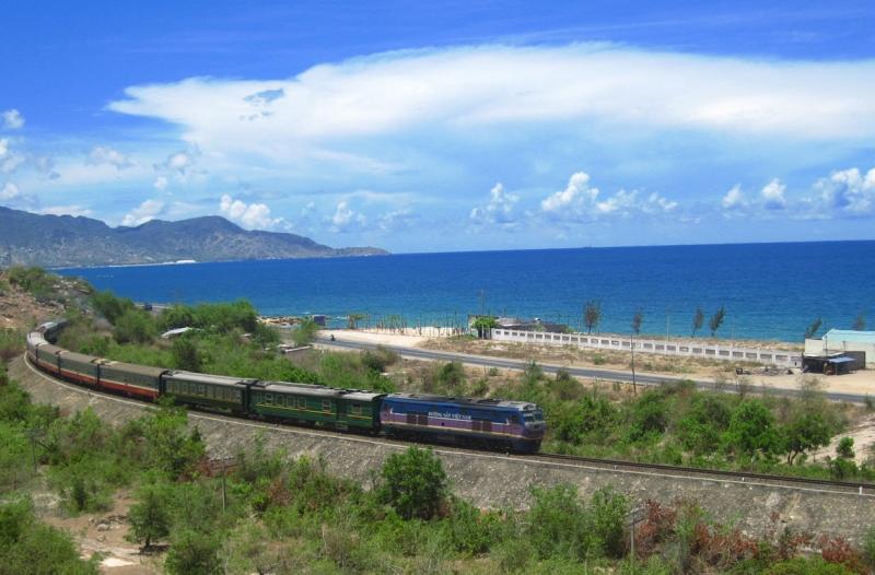 Biển Cà Ná Phan Rang - Ninh Thuận.