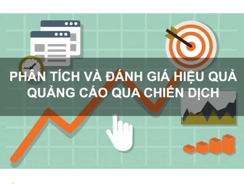 Phân tích đánh giá quảng cáo qua các chiến dịch