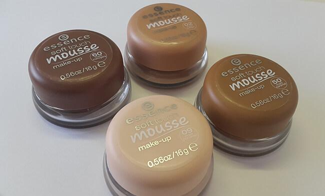 Kem phấn Essence Soft Touch Mousse