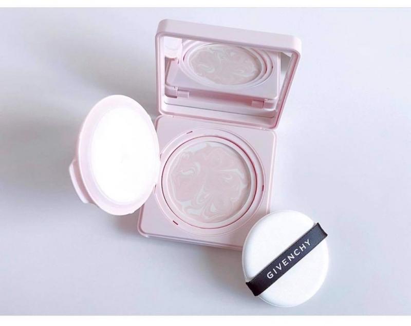 Phấn Tươi Givenchy L'intemporel Blossom Fresh-Face Compact Day Cream SPF15 PA+