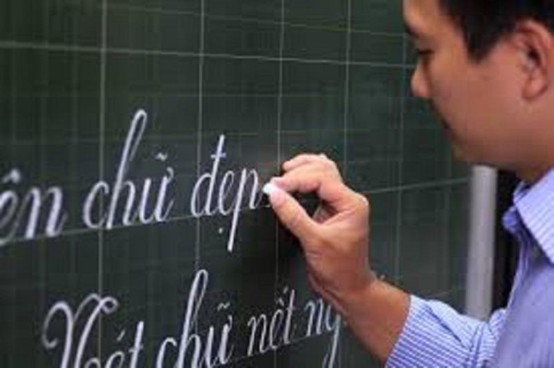 Phấn viết bảng