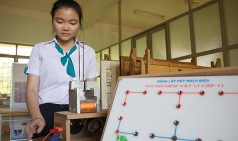 Nguyễn Việt Trinh - người sáng chế ra phanh điện từ
