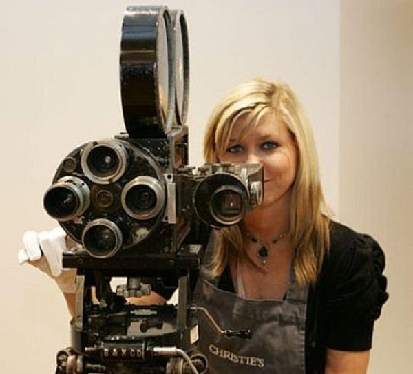 Phantom Gold Camera cũng là một trong những chiếc máy ảnh đắt nhất