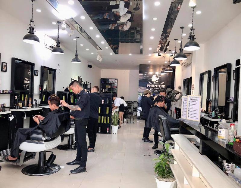 Phantom Men's Haircut
