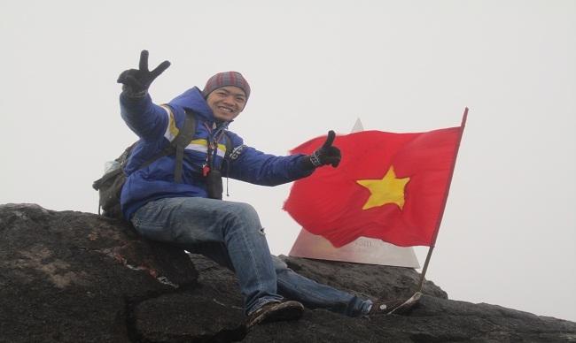 Chinh phục đỉnh Phanxipăng