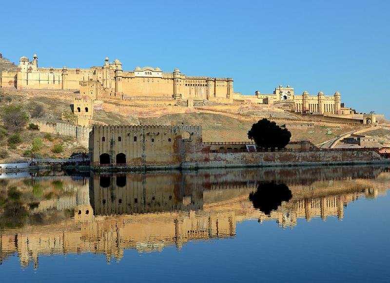 Đồi pháo đài Rajasthan