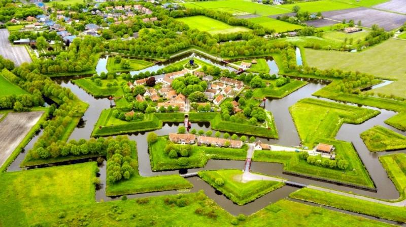 Pháo đài Fort Bourtange