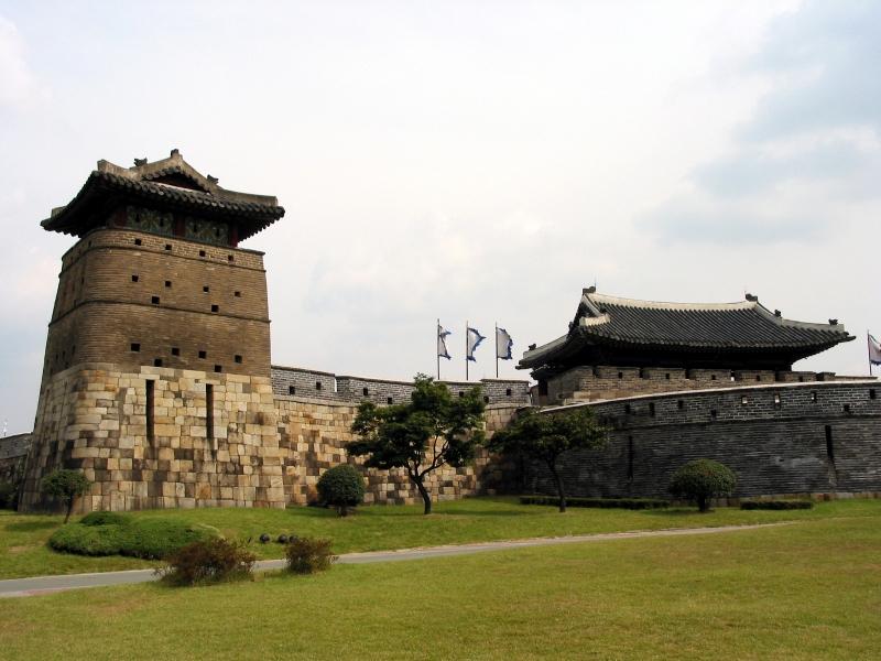 Pháo đài và thành cổ Hwaseong - đỉnh cao của kiến trúc quân sự thế giới.