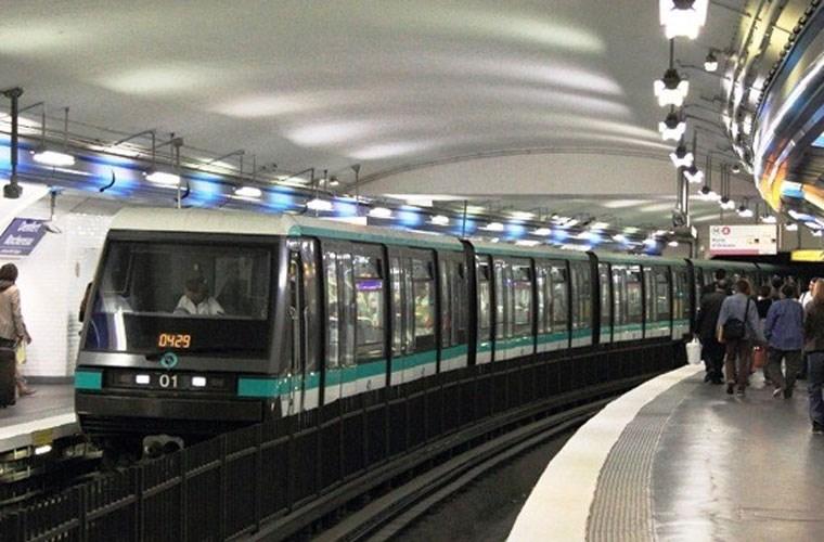 Hệ thống tài điện ngầm hiện đại tại Pháp