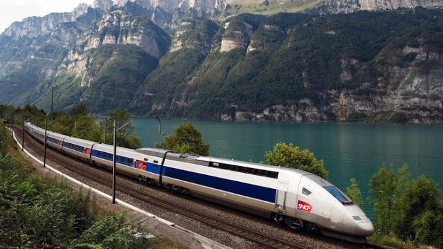 Đường sắt ở Pháp