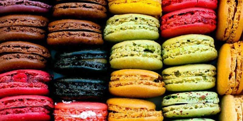 Bánh ngọt Pháp