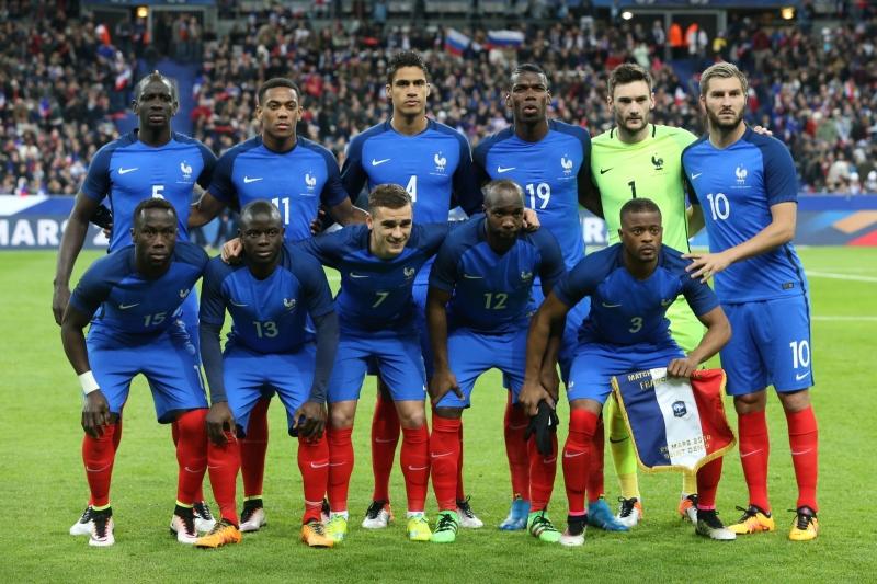 Pháp là đội chủ nhà của Euro 2016
