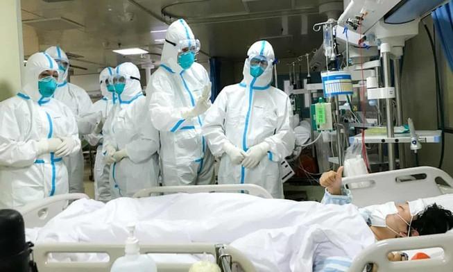 Đại dịch virut corona tại Pháp