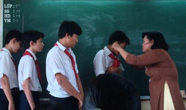 Xử phạt là biện pháp cuối cùng khi các hình thức giáo dục khác không có hiệu quả