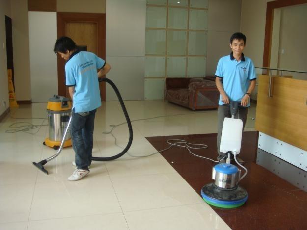Dịch vụ vệ sinh Phát Lộc Hòa