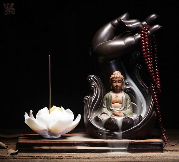 Phật thủ liên hoa