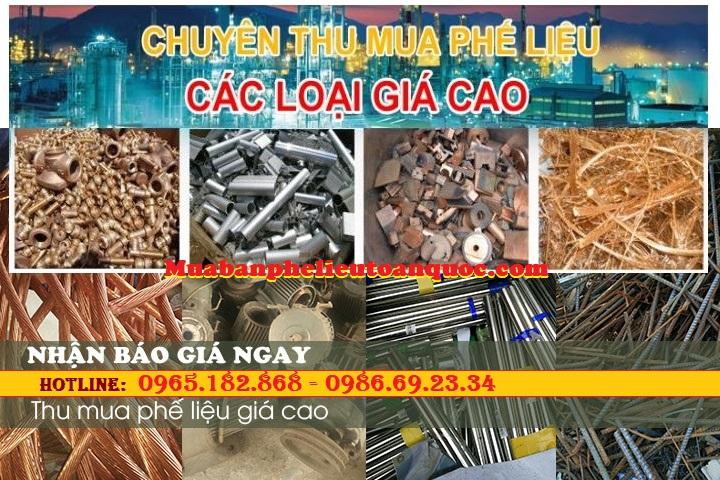 Công ty phế liệu Minh Phát