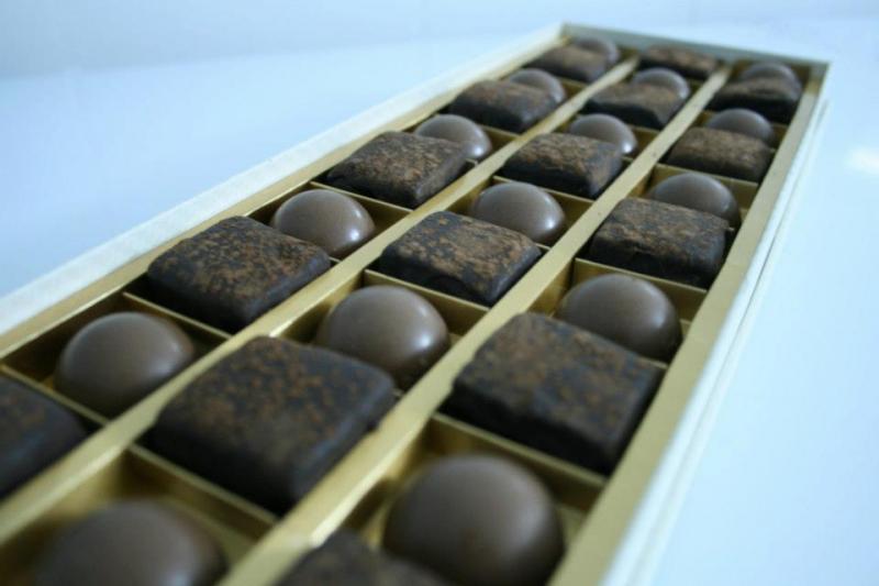 Sản phẩm socola của Pheva