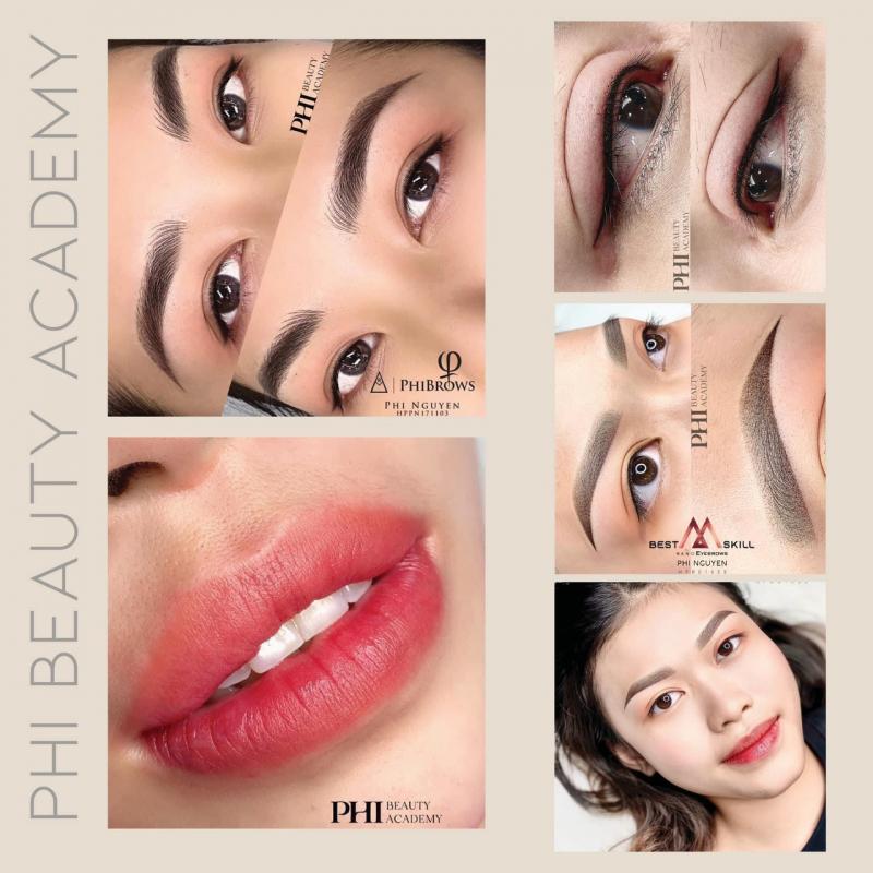Phi Beauty Academy