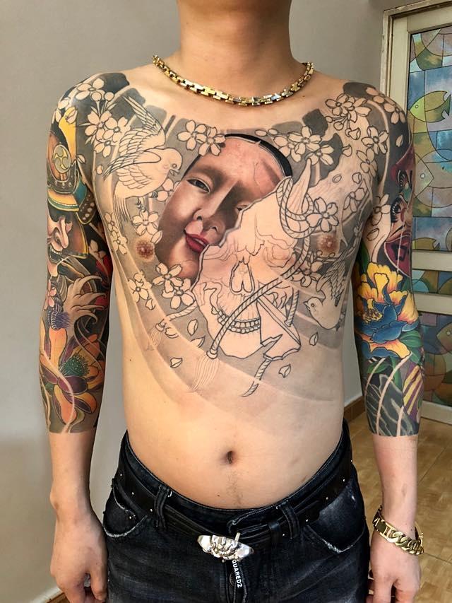 Phi Long Studio Tattoo