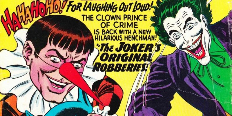 Harley Quinn không phải là trợ thủ đầu tiên của hắn