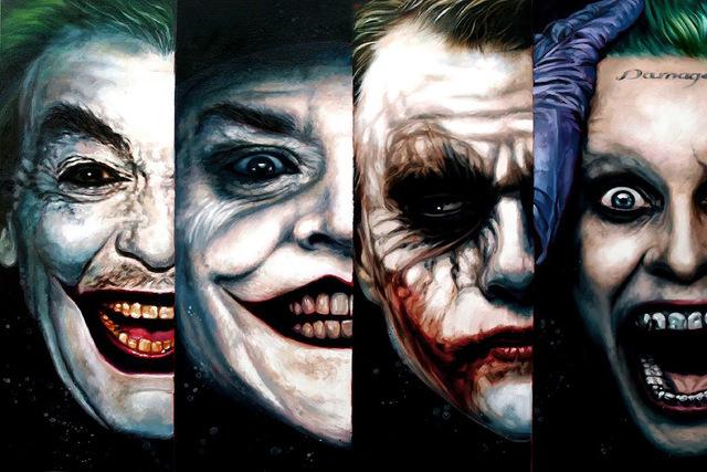 Top 10 phiên bản Joker hay nhất mọi thời đại