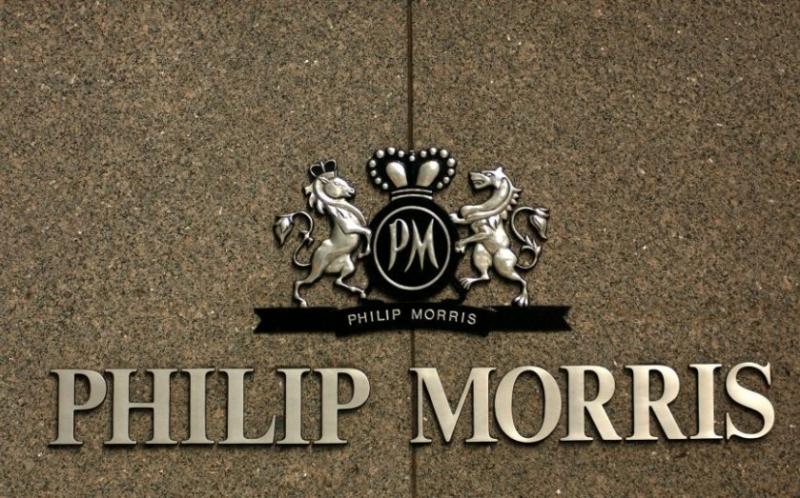 Biểu tượng của hãng Philip Morris