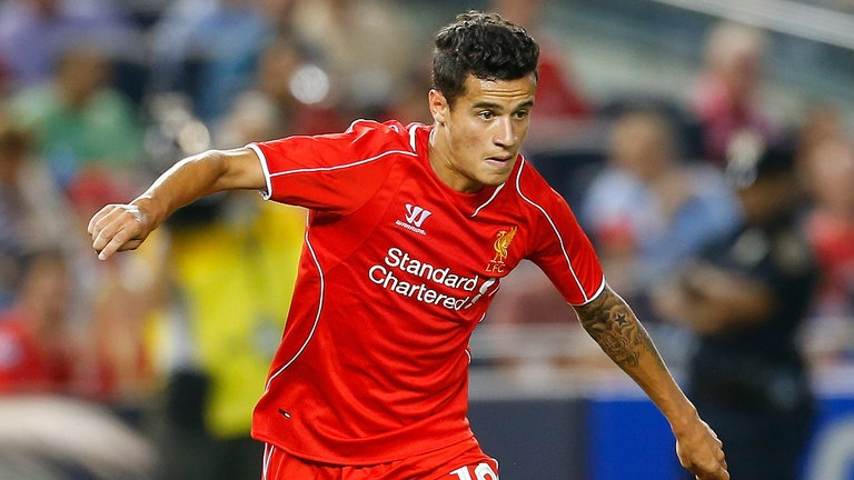 Philippe Coutinho (Liverpool/ Brasil)