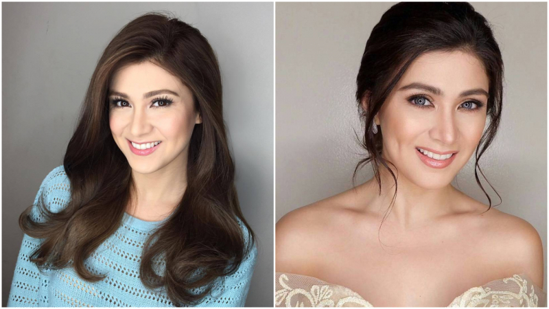 Con gái Philippines có mái tóc đen đậm chất Á Đông nhưng lại có khôn mặt lai giống phương Tây