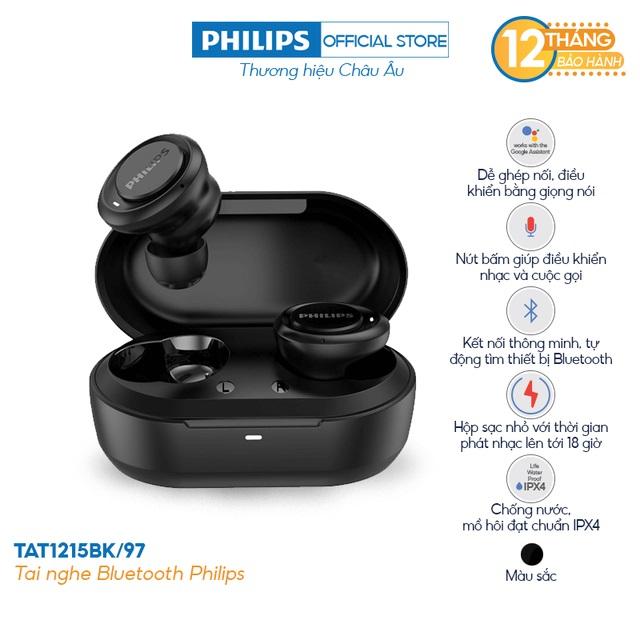 Tai nghe Bluetooth Philips