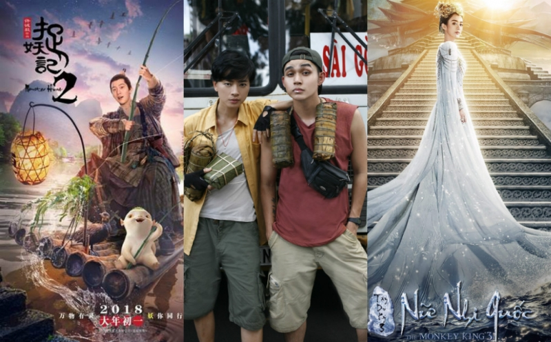 Top 10 phim chiếu rạp tháng 2/2018 cập nhật mới nhất