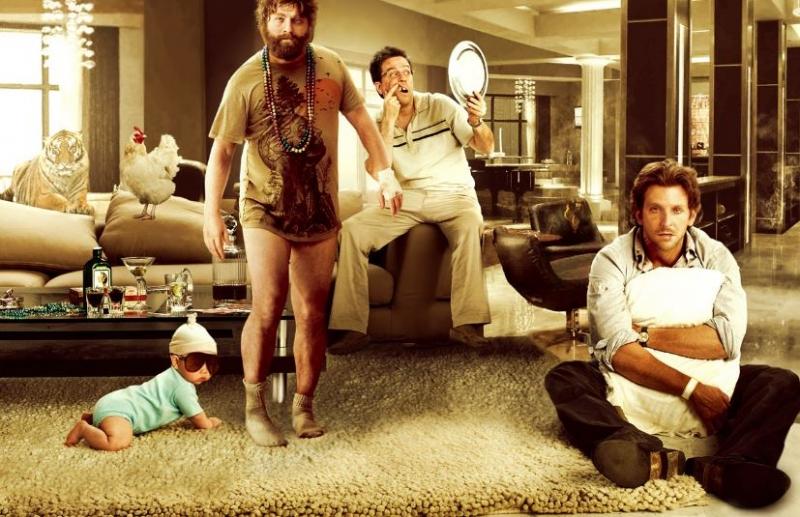 Top 10 Phim hài Mỹ hay nhất bạn không thể bỏ qua