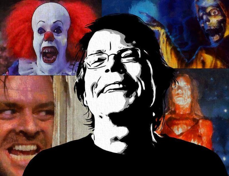Top 10 phim kinh dị đáng sợ nhất của Stephen King