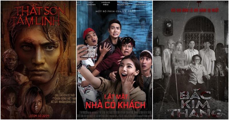 Top 6 Phim kinh dị Việt Nam đáng xem nhất trong năm 2019