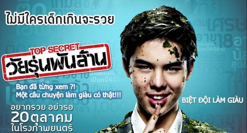Phim Thiếu Niên Bạc Tỷ (Thái Lan)