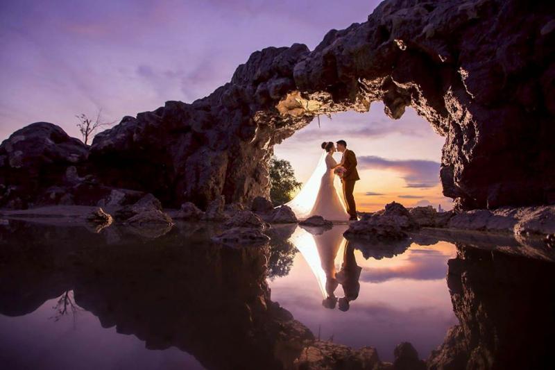 Top 3 phim trường chụp ảnh cưới đẹp nhất tại quận 2, Tp HCM